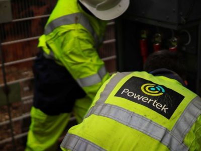 Power Utilities Business (ICP) Serving the Whole of the UK